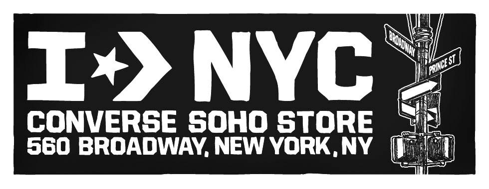 Donde comprar Converse en Nueva York