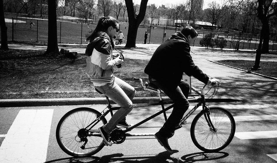 alquiler de bicicletas en central park