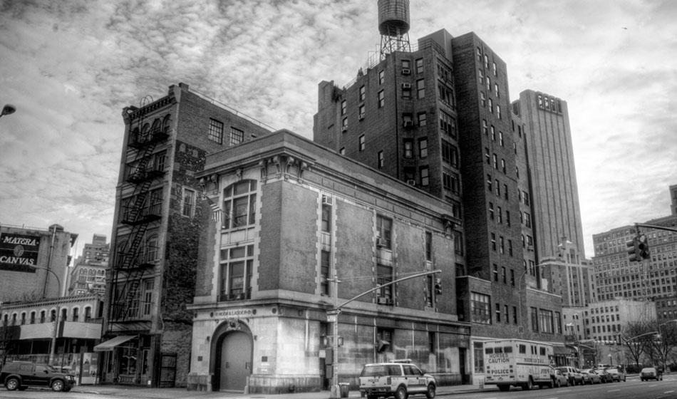 localizaciones cazafantasmas nueva york