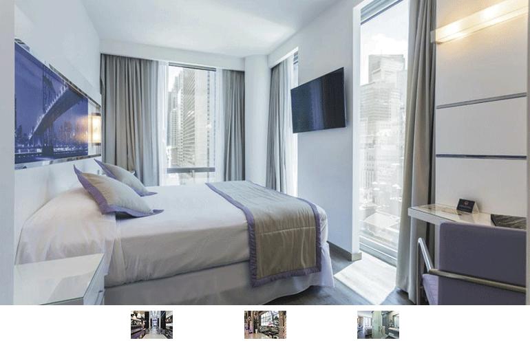 Dónde alojarse en Nueva York a buen precio