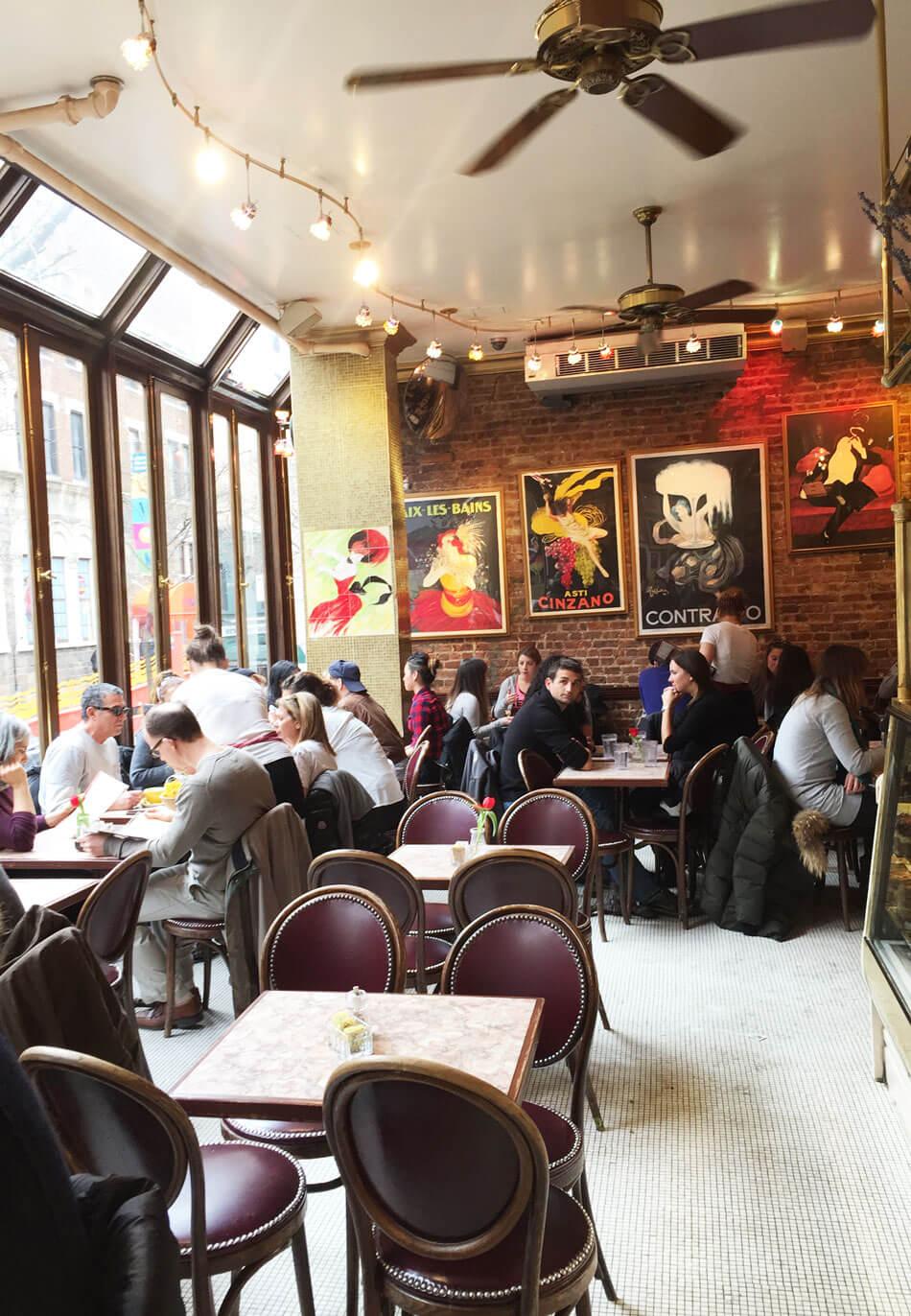 Cafe Lalo Upper West Side New York