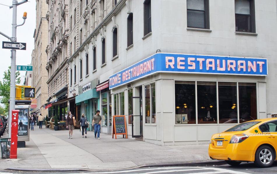 tom's restaurant upper west side