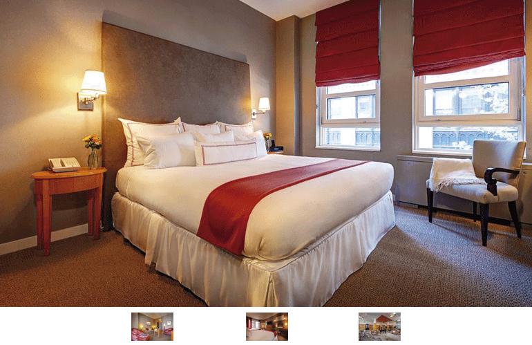 mejores hoteles de nueva york
