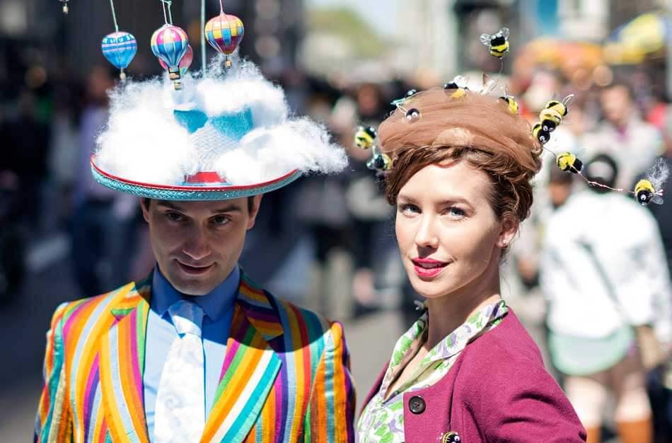 semana santa nueva york easter parade