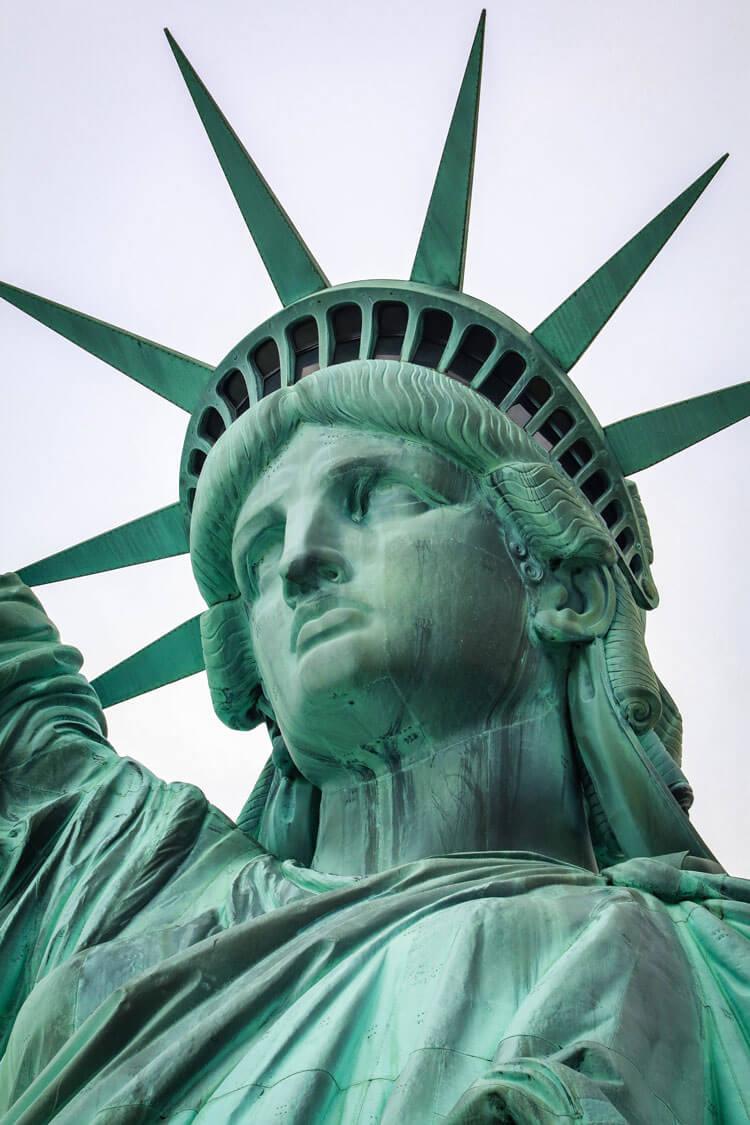 visitar estatua libertad