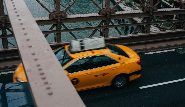 como llegar a nueva york desde jfk en taxi