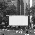 Cine gratis en Bryant Park todos los veranos