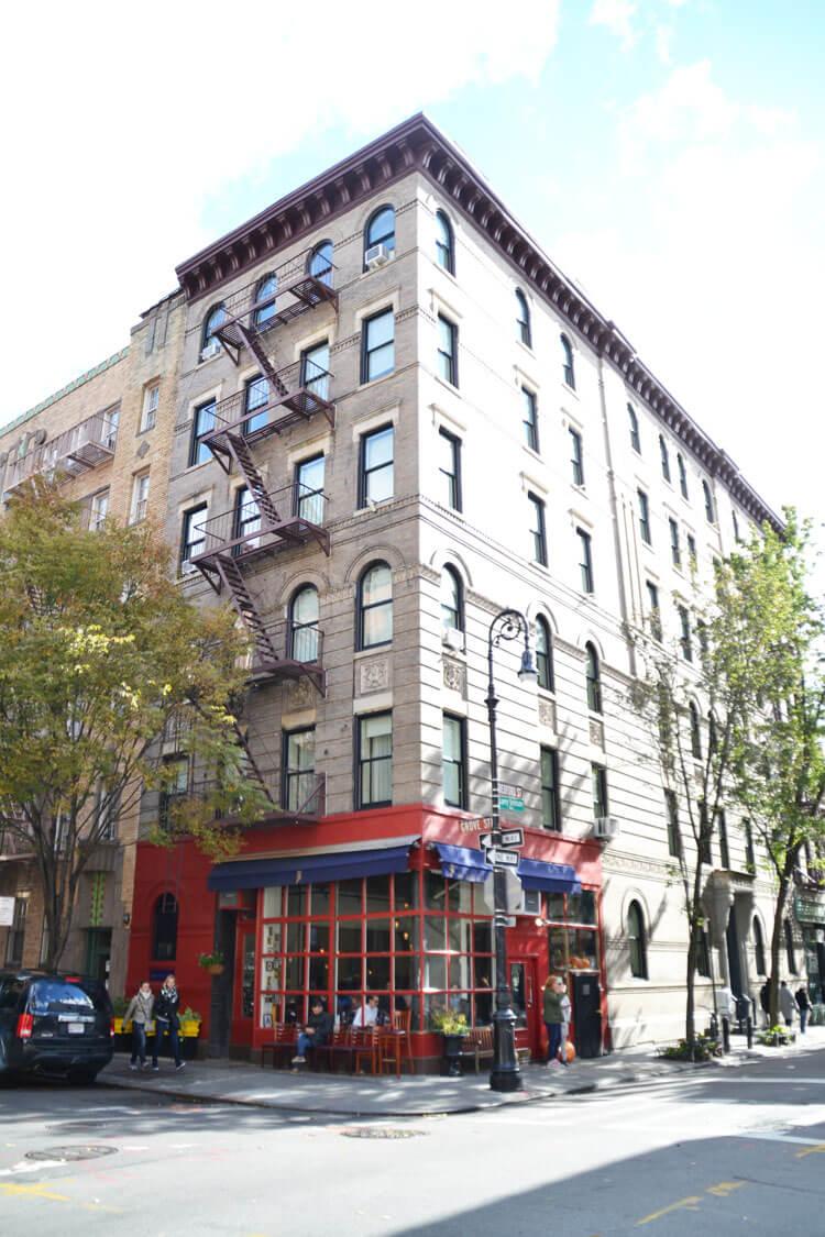 cce11a611 Dónde está el edificio de Friends + 17 localizaciones de la serie