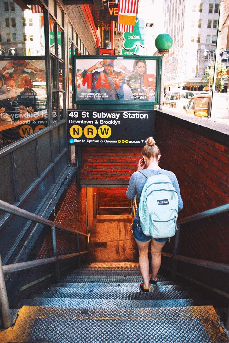 indicaciones metro new york