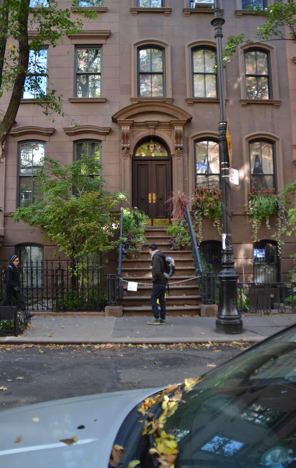 apartamento carrir bradshaw sexo en nueva york