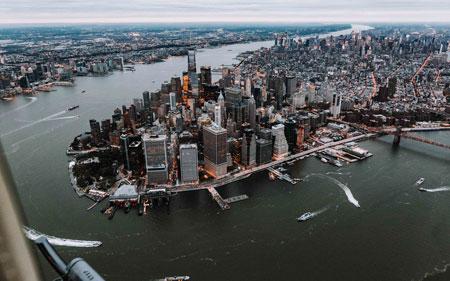 Tour en helicoptero Nueva York