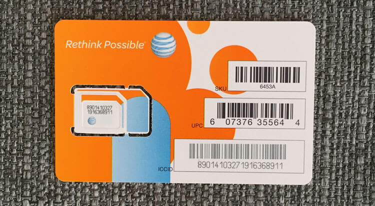 tarjeta datos moviles para Estados Unidos