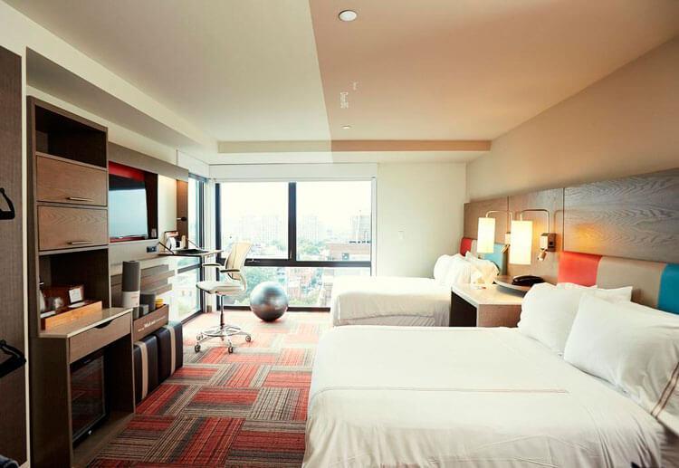 hotel en brooklyn