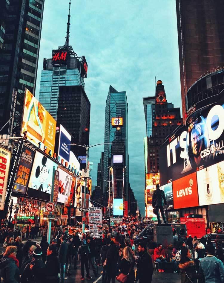 gratis en nueva york
