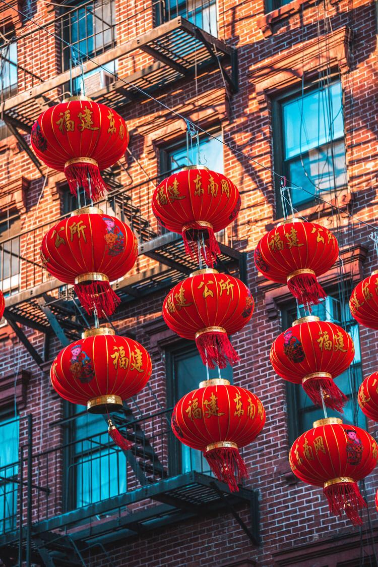nuevo año chino en nueva york