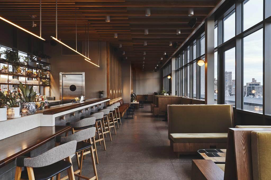 Hoteles en Manhattan de diseño: Sister City