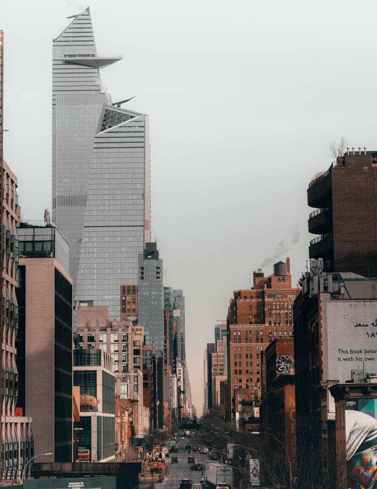 Razones para viajar a Nueva York: The Edge Nueva York