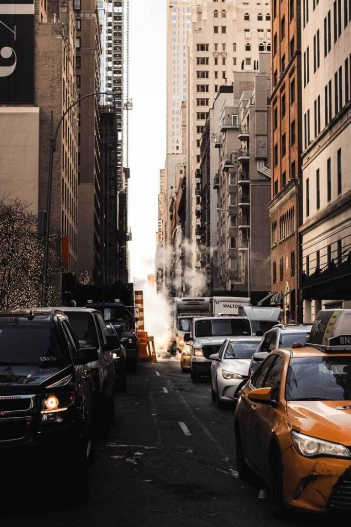 Marzo en Nueva York