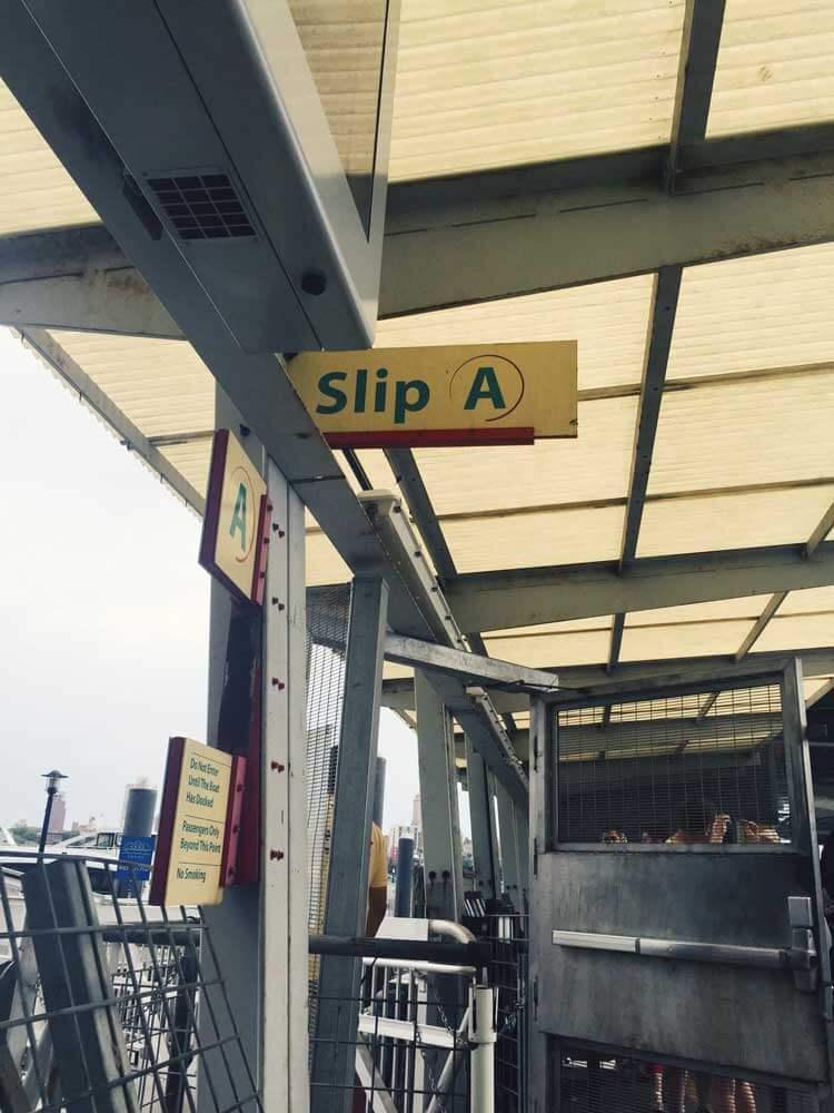ferry de Nueva York