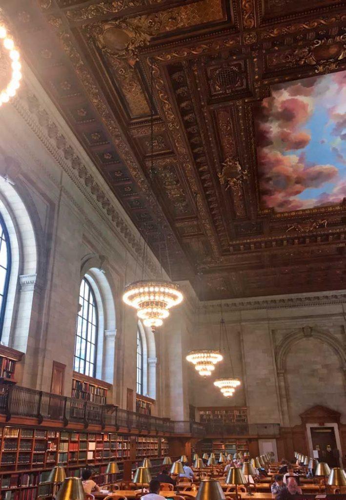 Rose Main Biblioteca Pública de Nueva York
