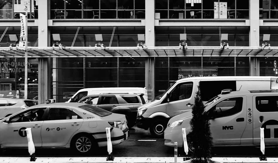el transporte en Nueva York