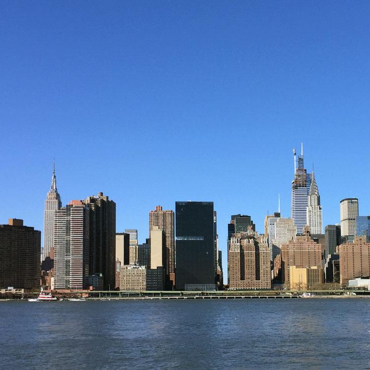 Nueva York en 2021 inaugurará el mirador de The Summit