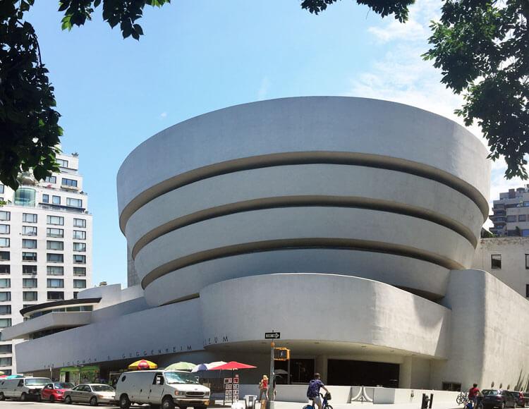 El Guggenheim de Nueva York está incluido en la New York Pass