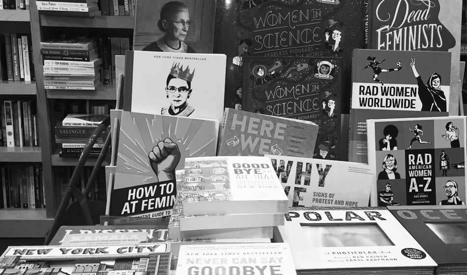 Las mejores librerías en Nueva York