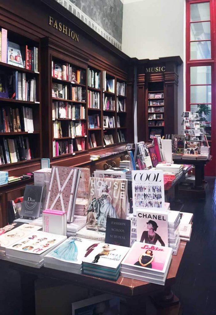 Rizzoli es la librería de Nueva York con mayor número de libros ilustrados