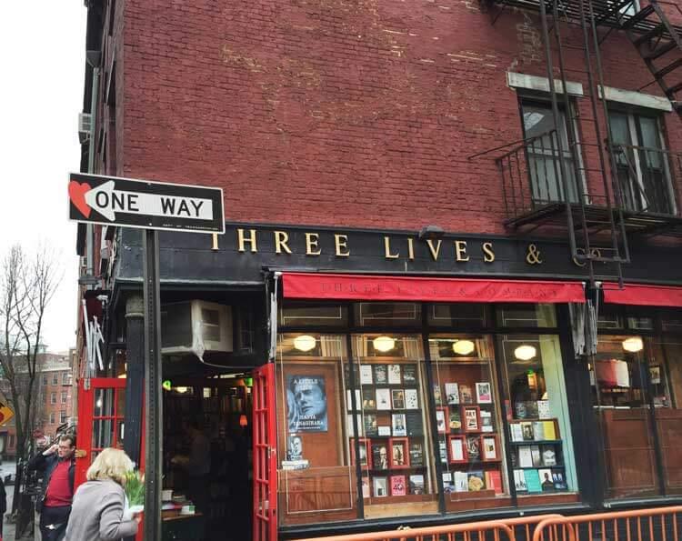 La librería de Nueva York más bonita