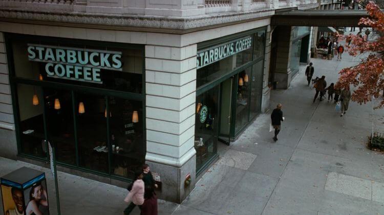 Starbucks Tienes un email