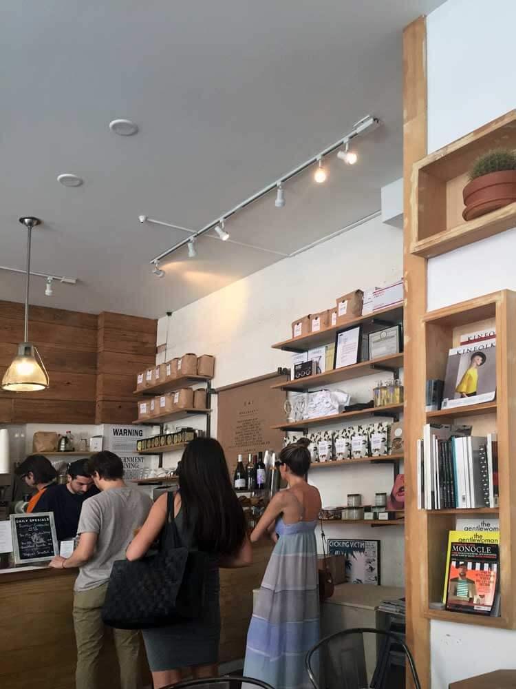 cafeterías en Nueva York recomendadas: THE ELK