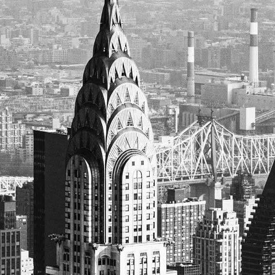 Observatorio Chrysler Building Nueva York