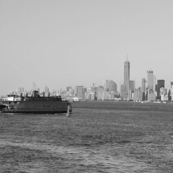 ferry de staten island estatua de la libertad