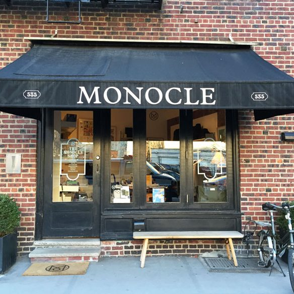 monocle shop nueva york