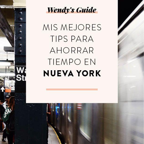 tips para ahorrar tiempo en tu viaje a nueva york